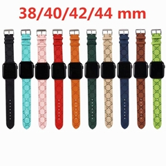 Brand belt for apple watch 38mm 40mm 42mm 44mm for All apple watch