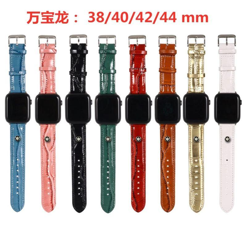 Brand belt for apple watch 38mm 40mm 42mm 44mm for All apple watch 5