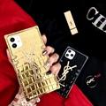 YSL phone case for iphone 12 pro max 12 mini 11 pro max  xs max xr 7 8plus