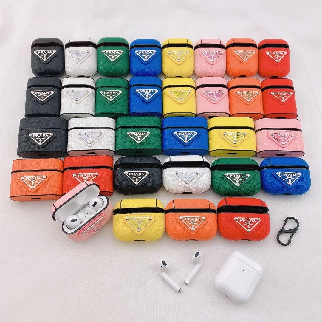 New Luxury Brand airpods pro case  for Airpods 2 Airpods pro 1