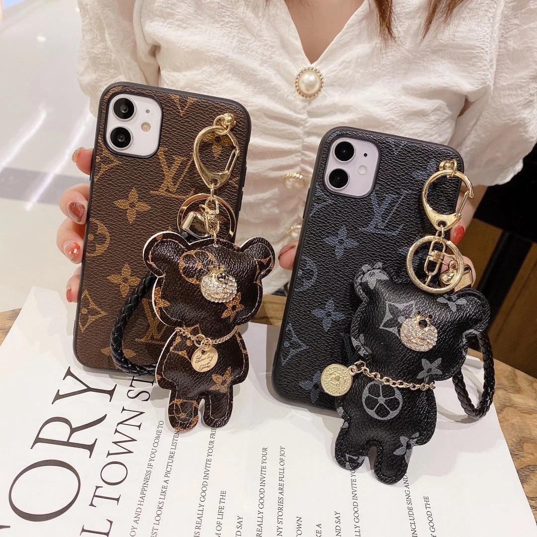 case with Pendant for iphone 12 pro max 12 mini 11 pro max xs max 7 8plus  3