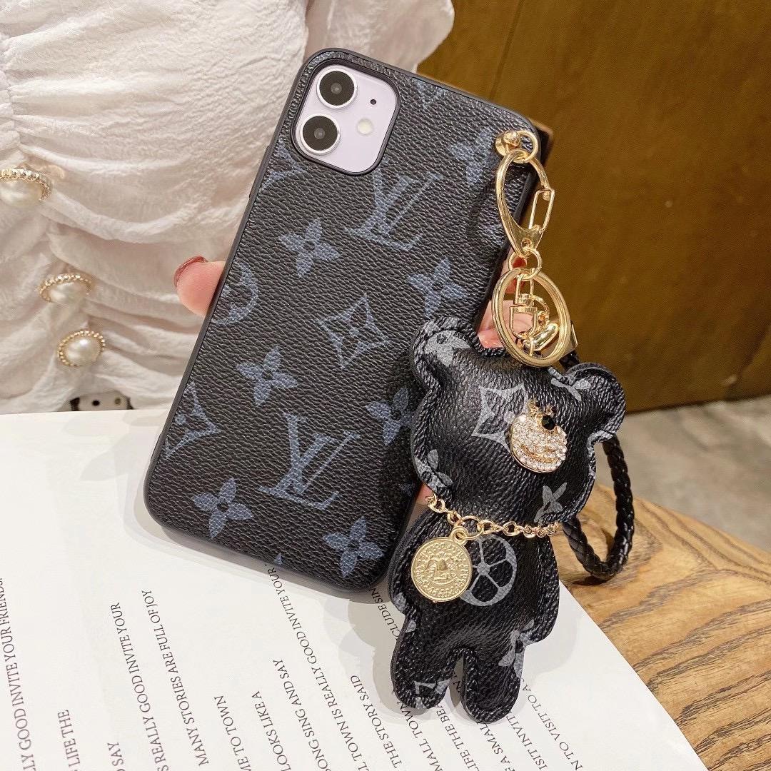 case with Pendant for iphone 12 pro max 12 mini 11 pro max xs max 7 8plus  4
