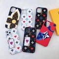 Poker LV phone case for iphone 12 pro max 12 pro 12 mini 11 pro max xs max 7 8