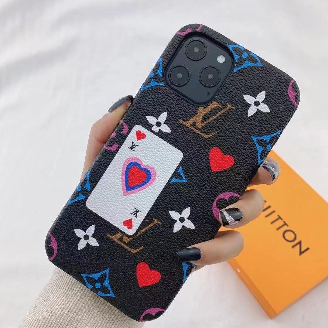 Poker    phone case for iphone 12 pro max 12 pro 12 mini 11 pro max xs max 7 8  4