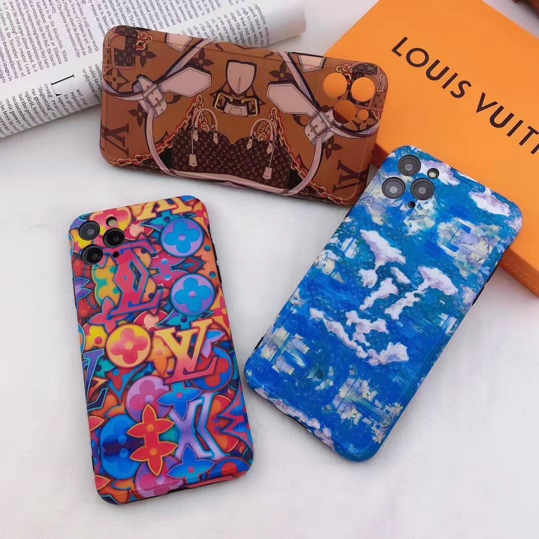 Hotting sale LV iphone 12 pro max xs max xr 11 pro max 8 plus