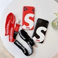 Hotting sale Supreme phone case for iphone 12 pro max xs max xr 11 pro max 8 plu