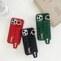 Hotting phone case with belt for iphone