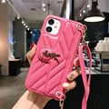 Beautiful color card bag phone case for iphone 12 pro max xs max xr 11 pro max 8