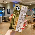 colourful square LV phone case for iphone 12 pro max xs max xr 11 pro max 8