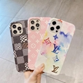 colourful  LV phone case for iphone 12 pro max xs max xr 11 pro max 8