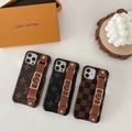 phone case with belt and logo for iphone