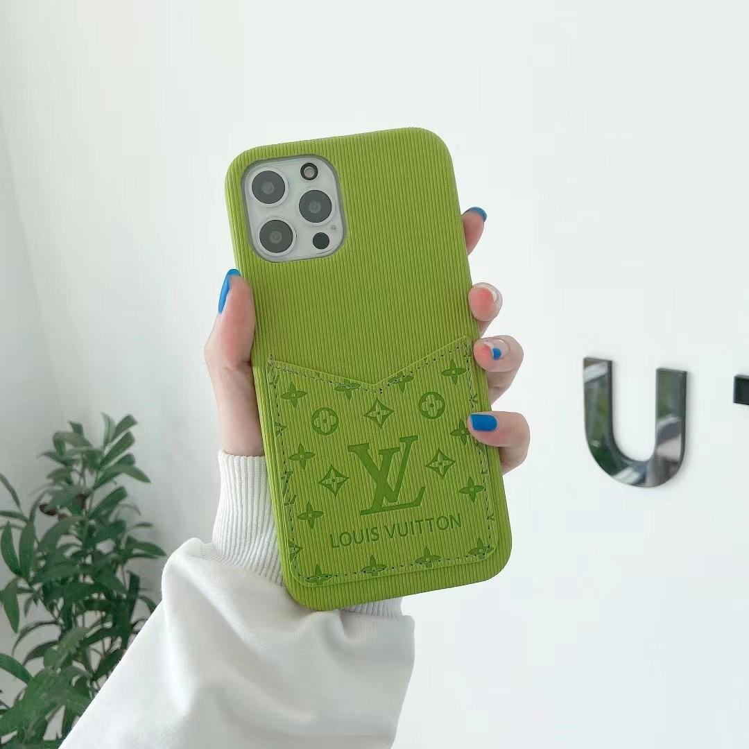 phone case with card and logo for iphone 12 pro max xs max xr 11 pro max 8 3