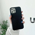 phone case with card and logo for iphone 12 pro max xs max xr 11 pro max 8 9