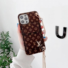 phone case with card and logo for iphone 12 pro max xs max xr 11 pro max 8