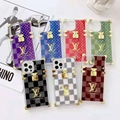 Square runway plating case for iphone 12