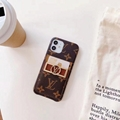Louis Vuitton with card bag for iphone 13 pro max 12 pro max 11 pro max xs max 7