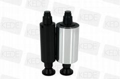 Evolis R2017 Silver Compatible Ribbon - 1000 prints/roll