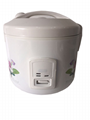 Factory direct OEM electric rice cooker 1.8L with easy operation 1