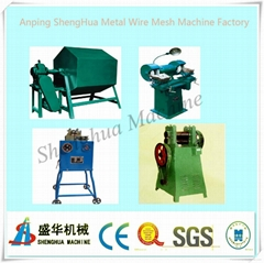 Automatic nail making machine (1C-6C)