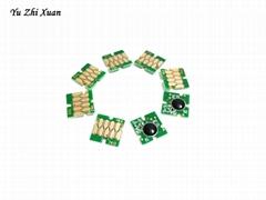 T741X / T7411-T7414 ink tank chip for Epson F6070 F9200 F6270 printer chip
