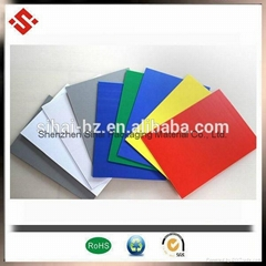 Shenzhen sihai pp hollow sheet Polypropylene PP Plastic Twin Wall Hollow board