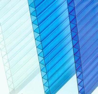 各式工程阳光板护栏阳光板吊顶阳光板 1