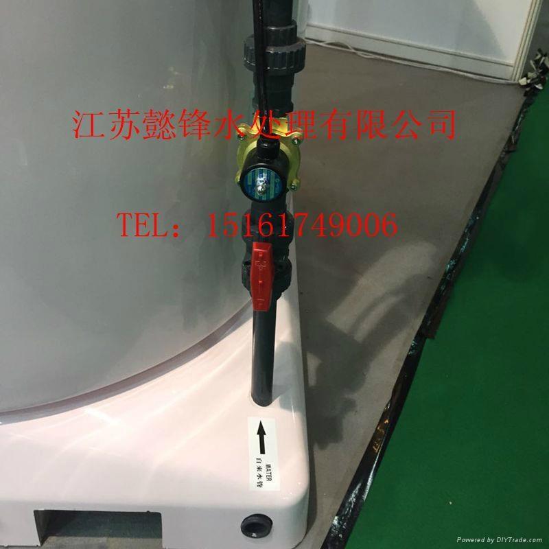 工業自動泡藥機pam加藥設備 3
