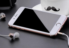3D Full Cover 9H Tempered Glass Screen Protector For iphone 6 6plus 7 7plus