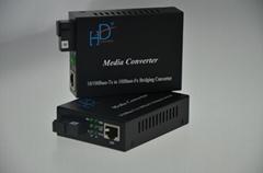10/100M Fiber Media Converter