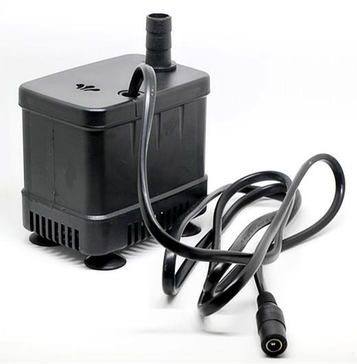 24V鱼缸潜水泵无刷直流鱼缸水族箱抽水换水泵 3