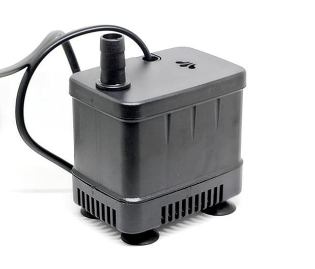 24V鱼缸潜水泵无刷直流鱼缸水族箱抽水换水泵 4