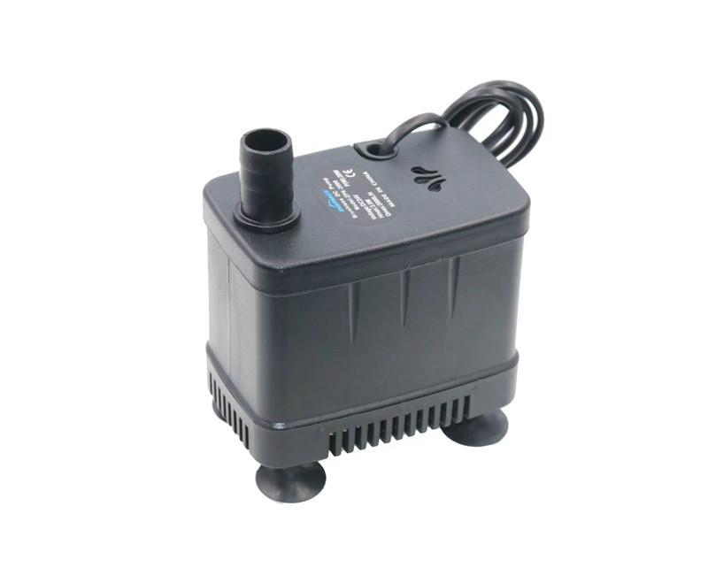 12V无刷直流自吸泵鱼缸过滤泵水族箱抽水泵 2
