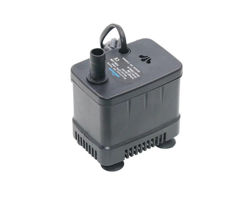 12V无刷直流自吸泵鱼缸过滤泵水族箱抽水泵 3