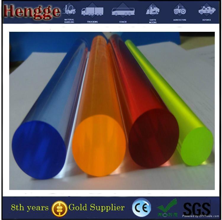 wholesale colored acrylic rod lowes acrylic plexiglass acrylic stair rod 2