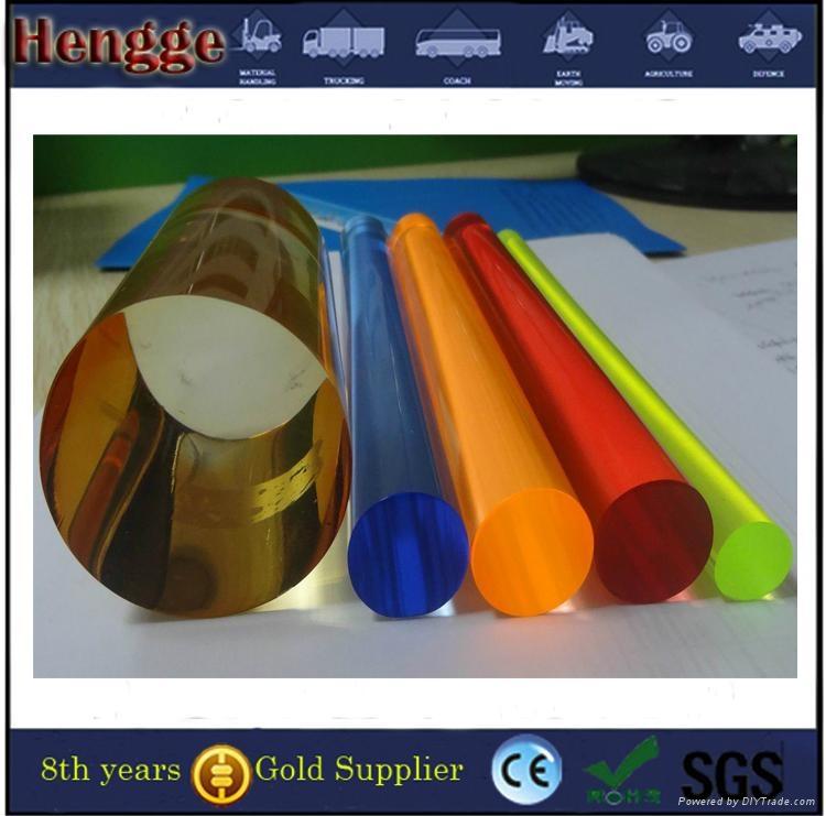wholesale colored acrylic rod lowes acrylic plexiglass acrylic stair rod 4