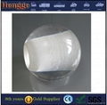 plastic clear acrylic sphere balls UV transparent solid acrylic ball with hole f 5