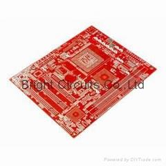 Printed Circuit board 2 layers