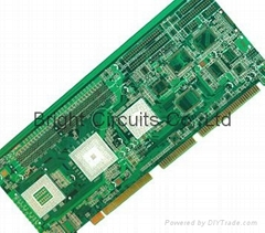 8 Layers PCB circuit board manufacturer 15 years professional OEM