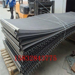 65高錳鋼編織耐磨篩網
