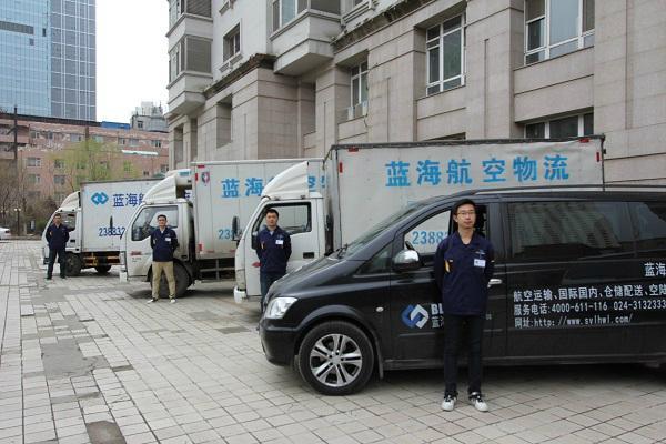 瀋陽藍海物流機場專業代理寵物托運 4