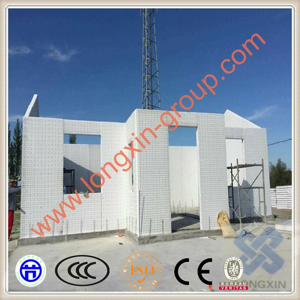 Integrated energy saving thermal insulation wall plate for buildings 4