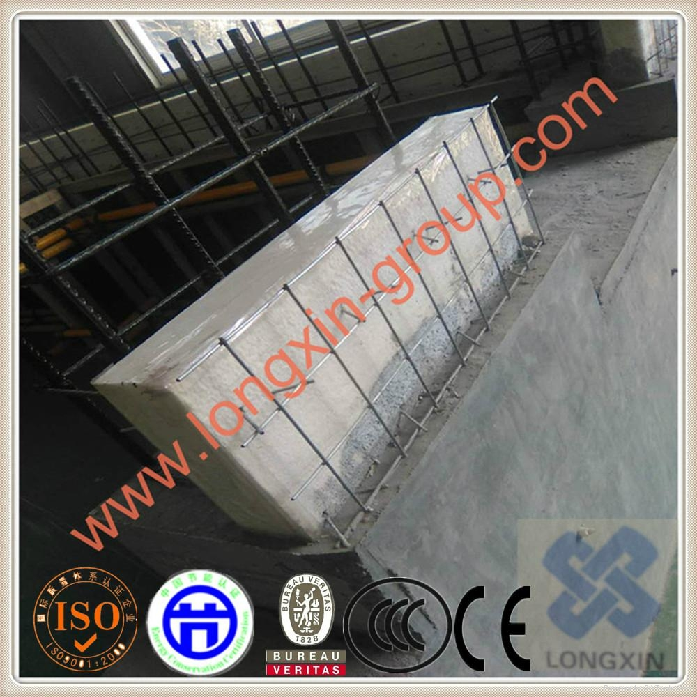 Novel prefabricated wall thermal insulation energy-saving building material 3