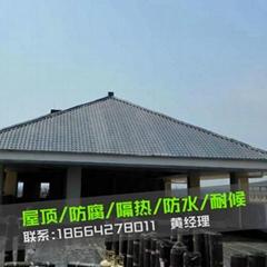 廣西龍州優質樹脂瓦廠家促銷