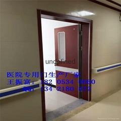 医院装饰门