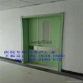 淺豆綠新型醫院專用門