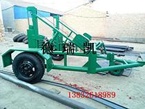液压电缆拖车