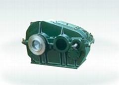 全国供应泰星软齿面圆柱齿轮减速器