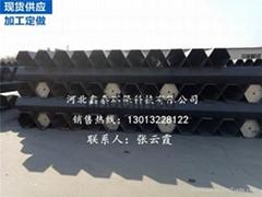 供应湿电电除雾玻璃钢阳极管厂家