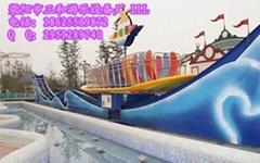 儿童游乐设备冲浪者