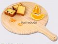 Wooden Kitchen Accessories Round Wood